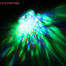 Đèn Led Disco Nhiều Màu Sắc