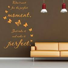 Wall Decal Quotes Wall Sticker Quote Wall Art Quotes Wall Quotes Style And Apply