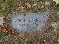 Addie Young (1901-1901) - Find A Grave Memorial