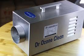 Máy khử mùi DrOzone Clean C2 khử mùi xe hơi bằng khí ozone – Công ty TNHH  1Z-VIETNAM