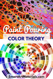 color theory for acrylic pouring must