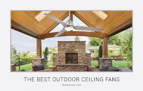 best outdoor patio ceiling fans large