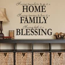 Wall Decal Sayings For Living Room Archives