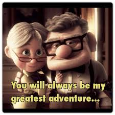 carl and ellie up movie quotes quotesgram