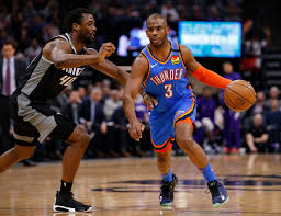 Chris Paul 'not surprised' by OKC ...