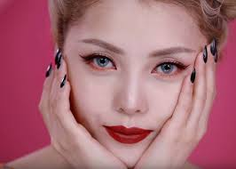 hottest korean makeup trends 2017