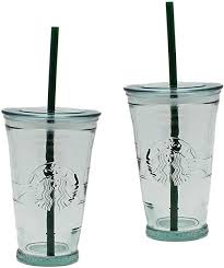 com starbucks recycled glass