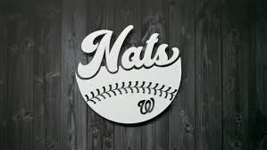 Laptops Or Wherever Washington Nationals Inspired W Custom Design Die Cut Vinyl Decal For Car Windows Laptop Accessories Skins Decals