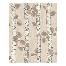 Birchwood Glitter Wallpaper In Taupe Bed Bath Beyond