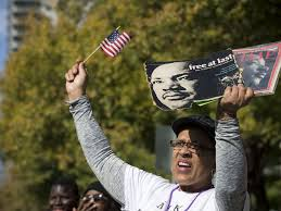 Texans salute MLK with peace marches, music, speeches | Ottawa Citizen