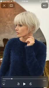 Pin by Hilary Renshaw on Hair | Short hair with bangs, Short hair styles,  Thick hair styles