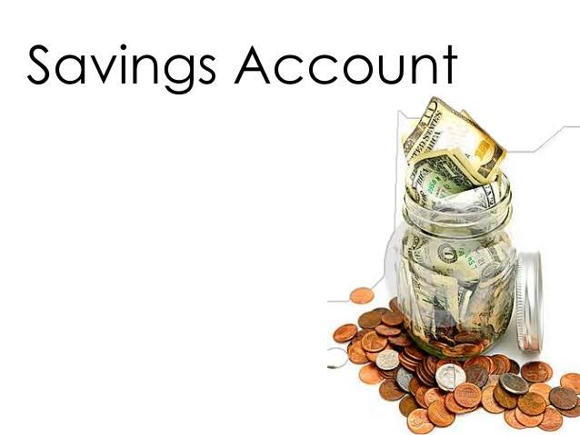 Image result for saving account""