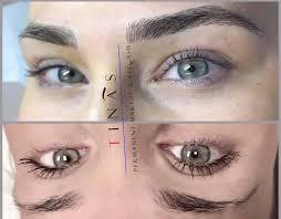 permanent makeup eyelash in cypress
