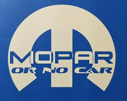 Mopar Paint Drip Custom Decal Multiple Colors And Sizes Etsy