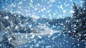 falling snow animated wallpaper 57