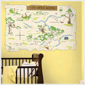 Winnie The Pooh Wall Murals Stickers Wall Decals