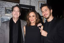 Michael Wolff, Polly Draper and Nat Wolff Photo (2017-11-27)