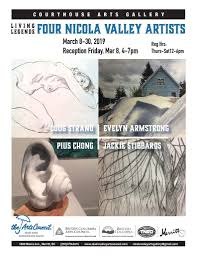 Past Arts Gallery Shows 2019 - nvcac