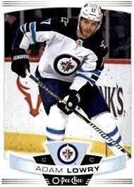 Amazon.com: 2019-20 O-Pee-Chee #447 Adam Lowry Winnipeg Jets Hockey Card:  Collectibles & Fine Art