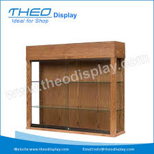 wall mounted glass shelves wooden