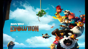 Angry Birds Evolution music - Main menu (old) - YouTube