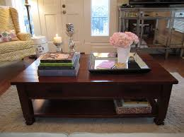 decorating slab coffee table home