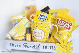 box of sunshine gift ideas gift