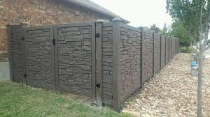 Privacy Fence Ideas Modern Black Horizontal Slats Stylish Minimalist As Well As Magnificent Slatted Ti Fence Design Privacy Fence Designs Front Yard Fence