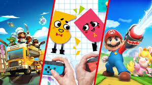 Best Nintendo Switch Couch Co-Op Games - Feature - Nintendo Life
