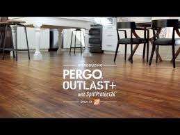 pergo outlast with spillprotect24