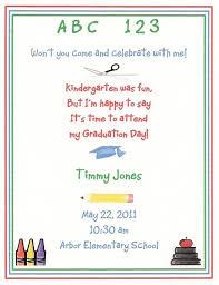 pre k graduation poems