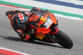 MOTOR CYCLING: Bradley Smith faces tough fight to retain place in ...