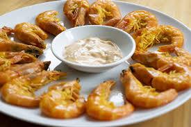Spicy Boiled Old Bay Shrimp Recipe ...