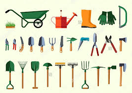 hand gardening tools and their uses