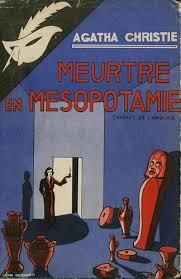 Meurtre en Mésopotamie - Agatha Christie - Livres - Furet du Nord