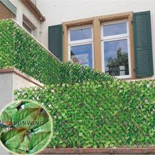 China High Quality Privacy Screen Plants Garden Ivy Fence Artificial Hedge China Artificial Plant And Artificial Hedge Price