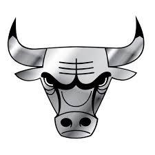 Chicago Bulls Logo 3d Chrome Auto Decal Sticker New Truck Or Car Car Emblem Chicago Bulls Logo Bull Logo