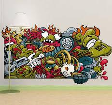 Urban Art Wall Mural Tenstickers