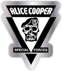Amazon Com Alice Cooper Special Forces Music Band Punk Rock Sticker Decal 4 X 5 Everything Else