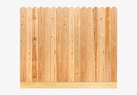 Wood Fencing Wood Fence Free Transparent Png Download Pngkey