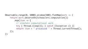 reactive programming rx
