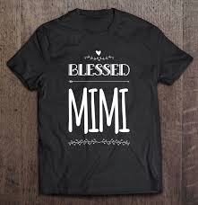 blessed mimi cute grandma present for