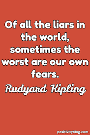 inspirational quotes on fear updated for