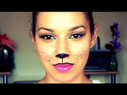 easy cute y cat makeup tutorial