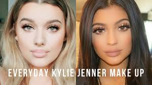 how to do makeup like kylie jenner 2016