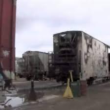 Box car ignites in Finley railyard   KEPR