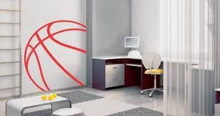 Basketball Wall Decals Dezign With A Z