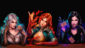 triss merigold wallpapers on wallpaperplay