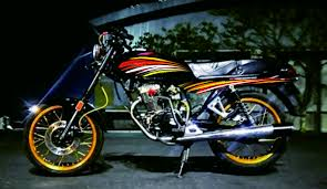 Gambar Motor Gl Pro Kartun