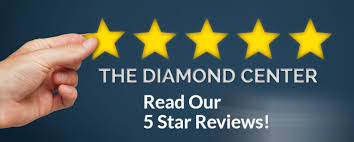 the diamond center enement rings